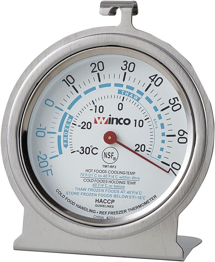 Thermometer Refrigerator/Freezer 3\