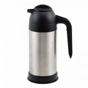 Beverage Server 24OZ Insulated Stainless Steel 1EA